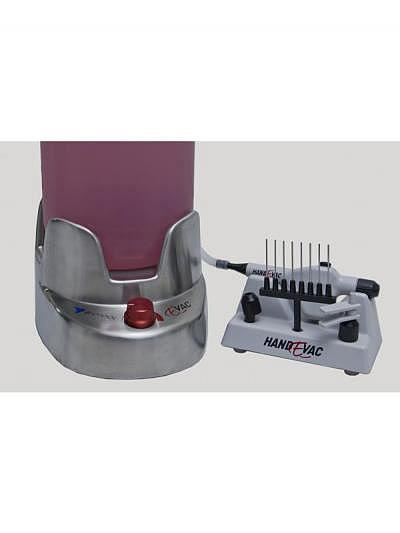 E-Vac barbed Aspiration system